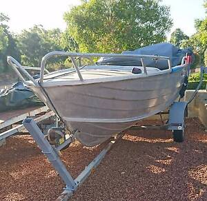 Stacer 3.9mtr dinghy Byford Serpentine Area Preview