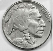 1929 F Buffalo Nickel