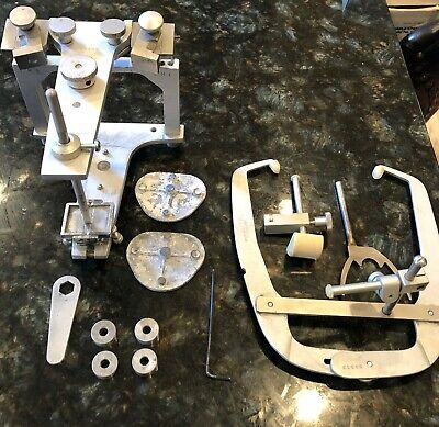 Whip Mix Dental Articulator Model 8500 With Faceboe Model 8600 Package