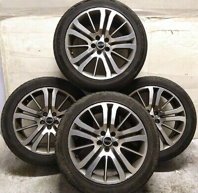 "Genuine 20"" Alloy Wheels 2754520 Tyres RangeRover HST HSE Sport Discovery 3 4"