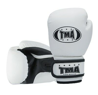 TMA Kids Boxing gloves best for kickboxing, Martial Arts, MMA, Muay (Best Martial Arts For Kids)