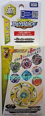 Takara Tomy Beyblade Burst B-87 Random Booster Vol. 7 US Seller