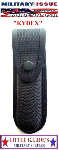 "Kydex Pepper Spray Pouch Duty Belt OC Gould & Goodrich K681 MK-4 7.00"""