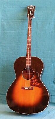 Vintage Gibson Henry L. Mason Tenor Guitar Gibson Acoustic Guitar