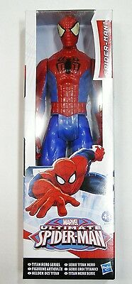 "HASBRO MARVEL ULTIMATE SPIDER-MAN : SPIDER-MAN Action Figure 12 """