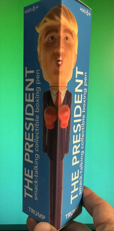 Political President Donald Trump 5-Inch Talking Collectible Pen