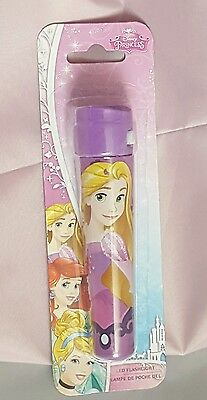 Disney Princess Kids (Disney Princess Rapunzel Tangled LED Flashlight Girl Child Light Flashlight)