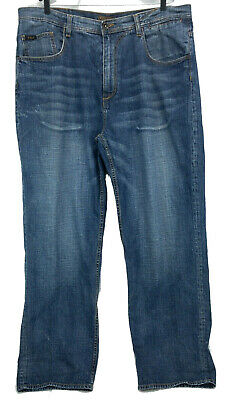 G Unit Jeans mens 42x34 Loose Fit Baggy Embroidered Pockets Discoloration (W1-2) for sale  Tucson