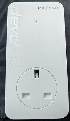 (Single unit) 1 x Devolo Magic 2 Lan 1-1 *2400 Mbps Powerline Adapter* MT 3007