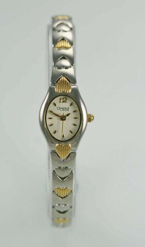 3 Vintage O Oro Antiguo Reloj Mujer , 2 Elgin & 1 Bulova