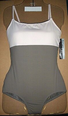 NWT Body Wrappers P330 Premiere  Leotard Pink Taupe GIRLS LADIES Camisole