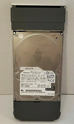Apple A1009 Xserve Raid Hitachi 250GB Hard Drive Tray Caddy 620-2478 655-1166B