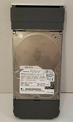 Apple A1009 Xserve Raid Hitachi 250GB Hard Drive Tray Caddy 620-2478 655-1166B
