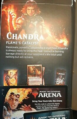 MTG 2021 Chandra Planeswalker Deck Arena -Code- Instant Delivery Email