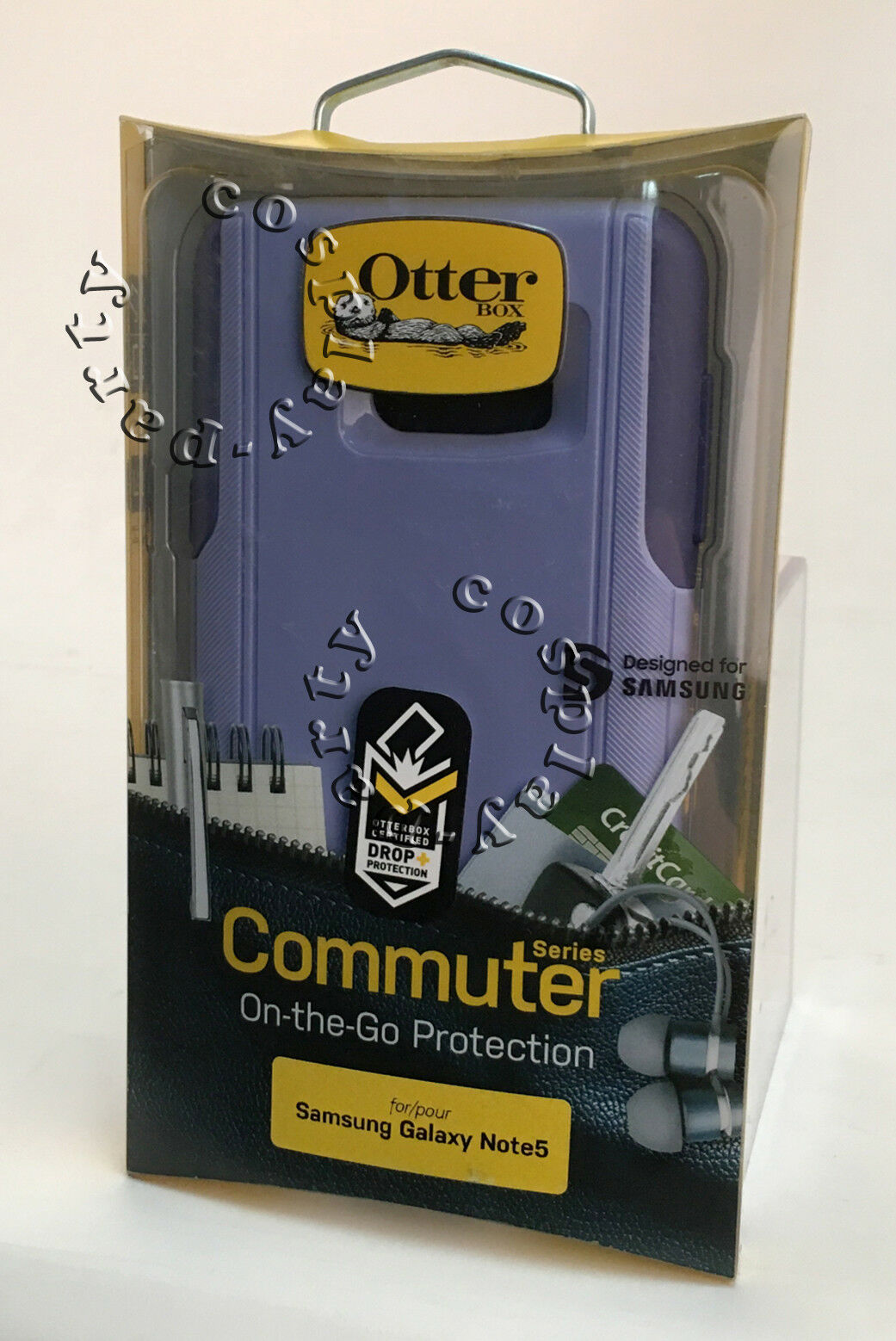 OtterBox Defender Symmetry Commuter Rugged Samsung Galaxy Note 5 Case Cover
