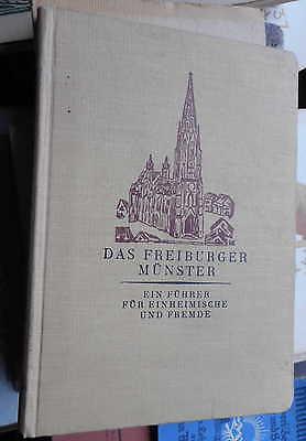 Kempf/Schuster: Das Freiburger Münster ein Führer, Freiburg im Breisgau 1923