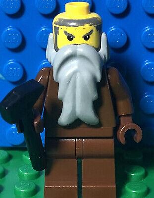 Lego Minifigure Castle Blacksmith Set 8823 Mistlands Tower