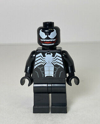 LEGO Marvel Venom Red Mouth Minifigure 76175 76115 76150 Spider-Man 2019