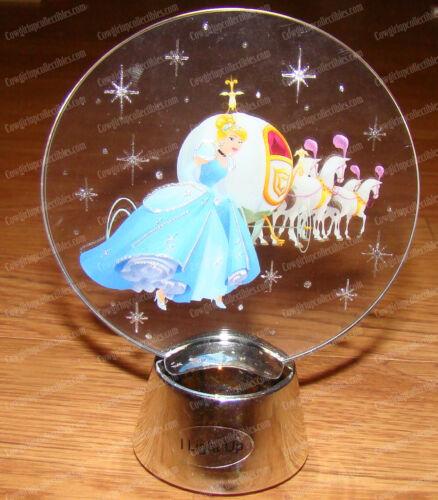 Department 56. Cinderella Holidazzler (Walt Disney 4058018) Led Nightlight