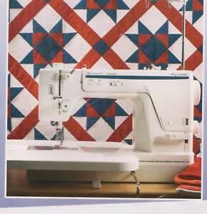 Sewing machine Husqvarna Mega Quilter Belconnen Belconnen Area Preview