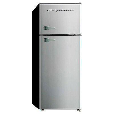 Frigidaire 7.2 Cu. Ft. Top Freezer Stainless Steel Apartment