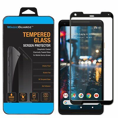 For Google Pixel 2 / Pixel 2 XL Full Cover Tempered Glass Screen Protector Cell Phone Accessories