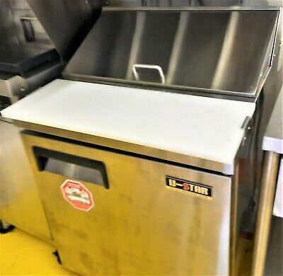 Heavy Duty Commercial One Door Under-counter Cooler - Ultra Mint Condition