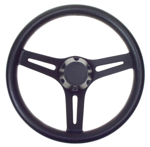 "EZGO TXT ""Daytona Style"" Golf Cart Steering Wheel (No Adapter Needed)"