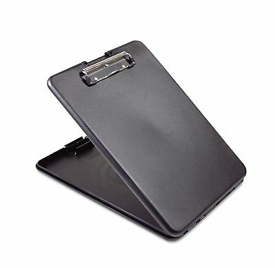 Saunders Slimmate Storage Clipboard 12 Capacity Holds 8 12w X 12h Black