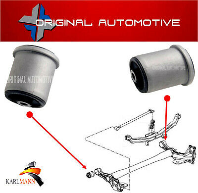 for CHEVROLET CRUZE 2010> REAR SUSPENSION TRAILING CROSSMEMBER AXLE BUSHES