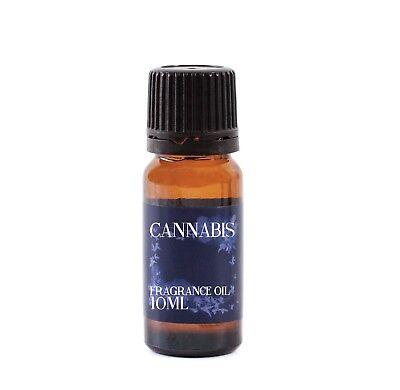 Mystic Moments Cannabis Aceite Aromático - 10ml (FO10CANN)