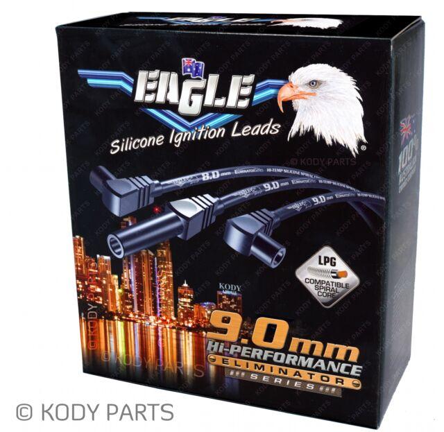 Eagle Ignition Leads 9.0mm -for Mitsubishi L200 Express MA MB MC 1.6L 4G32 E9444