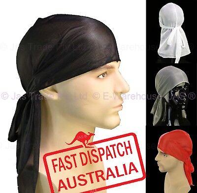 Du-rag Cap Wave Hair Head Cover Wrap Durag Tie Down Rapper Gangster Headwrap Hat](Rapper Hair)