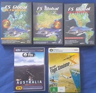 Flight Simulator X Terrain Add-ons | Software | Gumtree Australia