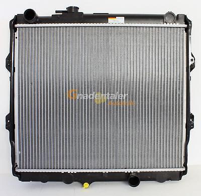 Radiator Radiator Cooling Fan Toyota Cruiser II Pick-Up 2.5 11/01-07/05 Diesel