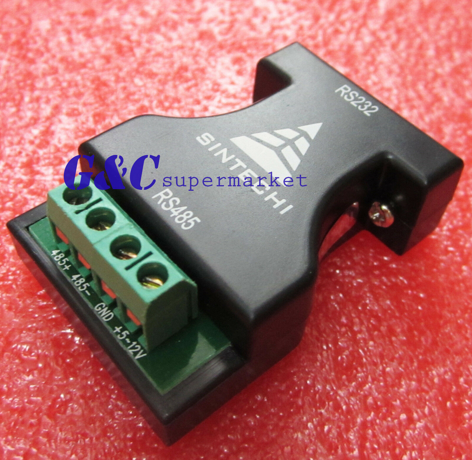 Details about 2pcs RS-232 RS232 to RS-485 RS485 Interface Serial Adapter  Converter NEW M104