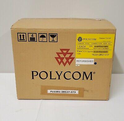 Polycom Viewstation 2201-28527-073 Ntsc Camera
