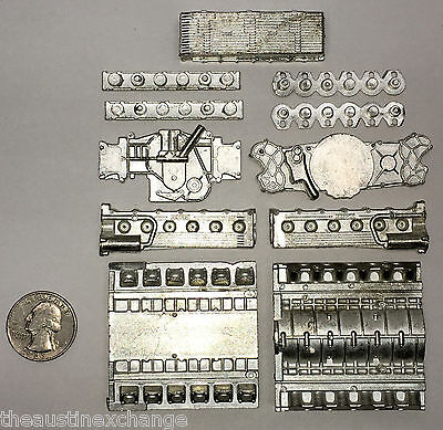 Ferrari 312T 1:12 Scale Diecast Metal Model Engine Upgrade Kit by Scale Details