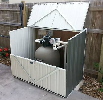 Pool Pump Cover Shed 1 2m X 1 0m Colourbond Other Home