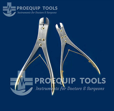 2 Pin Wire Cuttertc Jaw Orthopedic Surgical Pliers Veterinary Tools