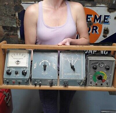 Vtg Commercial Trade Institute Voltage Frequency Channel Meter Test Station