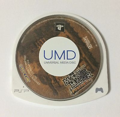 USED PSP Disc Only Monster Hunter Portable JAPAN Sony PlayStation Portable game