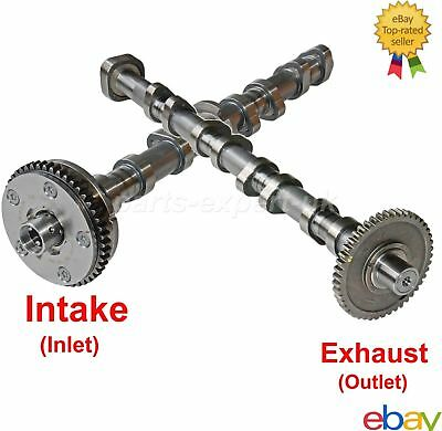 2 x Intake & Exhaust Camshaft Set For VW GTI AUDI SKODA SEAT 1.8 2.0 TSI