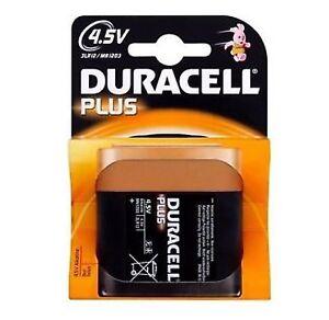 1 x Duracell MN1203 4.5V Lantern Battery 3LR12 3R12R
