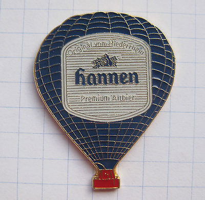 HANNEN ALT / MÖNCHENGLADBACH ................................ Ballon-Pin (126i)