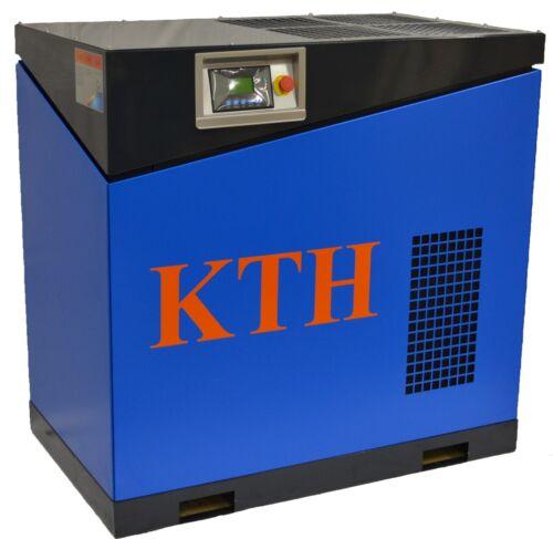 KTH 20HP  Belt Drive Screw Air Compressor 71 CFM  208 volts (New)