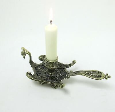 Kerzenleuchter 2 St Kerzenständer Tischleuchter Jugendstil Antik Barock Putto