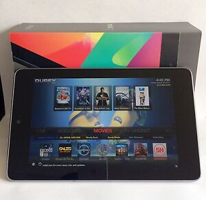 "Google Nexus 7"" with Fully Programmed Movie Apps"