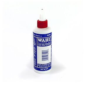 Wahl Genuine Clipper Oil 118ml for Hair Clippers 3310-517