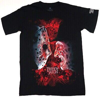 Universal Halloween Horror Nights 25 (New Universal Halloween Horror Nights HHN25 Freddie VS Jason Men's T-Shirt)